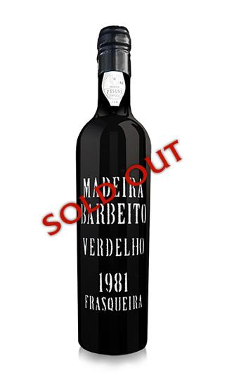 Barbeito frasqueira verdelho 1981 for Tecnicas gastronomicas pdf
